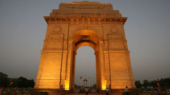 8. The national capital of India, New Delhi has been ranked as the 8th fastest growing city in India and the 28th fastest growing urban centre in the world. Delhi GDP stands at about Rs 1,60,739 crore (Rs 1,607.39 billion) and contributes 4.94 percent to all-India GDP.
