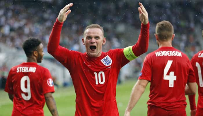 Top scorer Wayne Rooney`s England highs and lows
