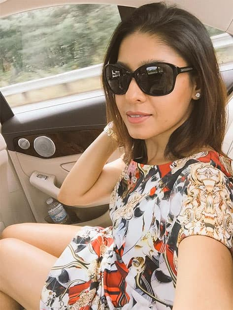 Sunny day.. Hope it stays the same. Twitter@SunidhiChauhan5