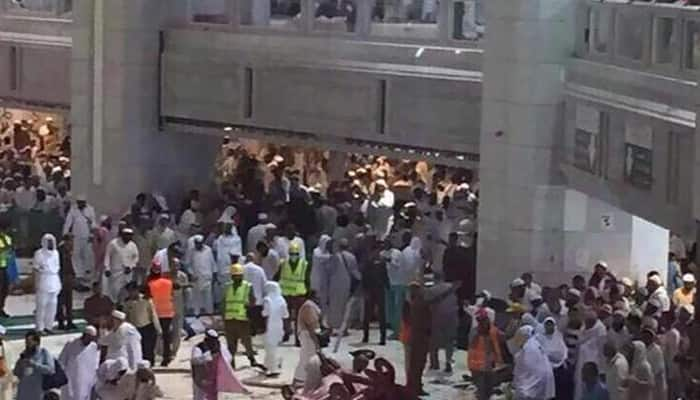 Mecca crane collapse `act of God`: Engineer