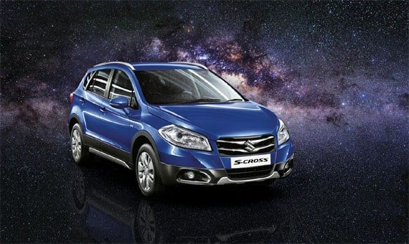 Maruti has launched crossover vehicle S-Cross at and priced between Rs 8.34 lakh and Rs 13.74 lakh (ex-showroom Delhi).