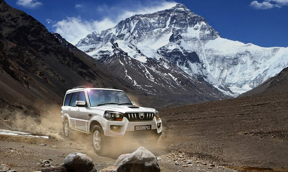 The new generation Scorpio priced between Rs 13.13 lakh and Rs 14.33 lakh (ex-showroom Delhi).