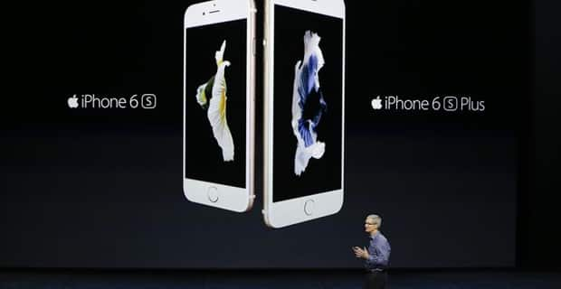 Apple unveils iPhone 6S and iPhone 6S Plus with 3D Touch: As it happened...