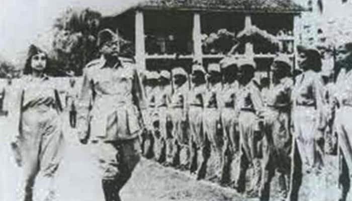 'Netaji Subhas Chandra Bose was alive in 1947'
