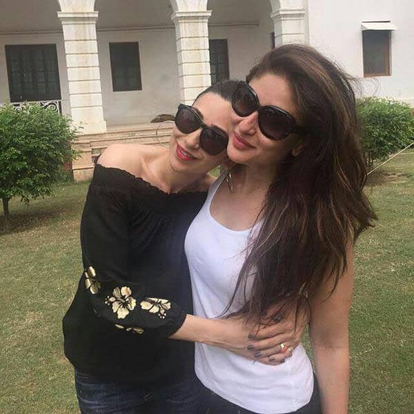 Kareena Kapoor Khan :- Spotted: Kareena Kapoor Khan at Pataudi Palace, celebrating her birthday with family and friends. -twitter