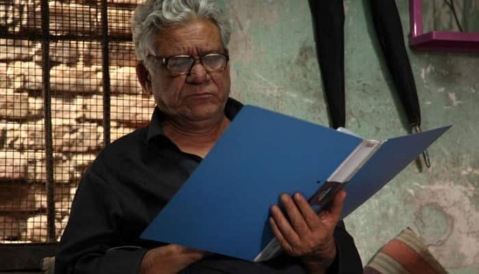 Om Puri's 'Project Marathwada' first look unveiled