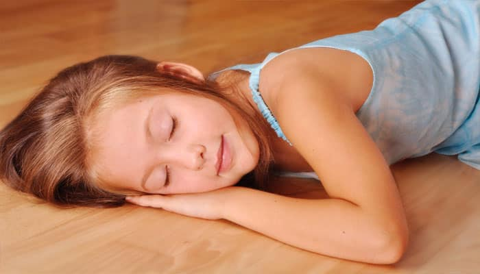 Soft Beds Are Passe Sleep On Floor For Good Health Tips News