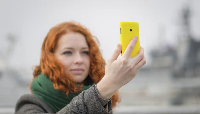 You will snap over 25,000 selfies in your lifetime!