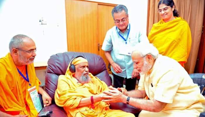 PM Narendra Modi's Guru Swami Dayanand Giri passes away