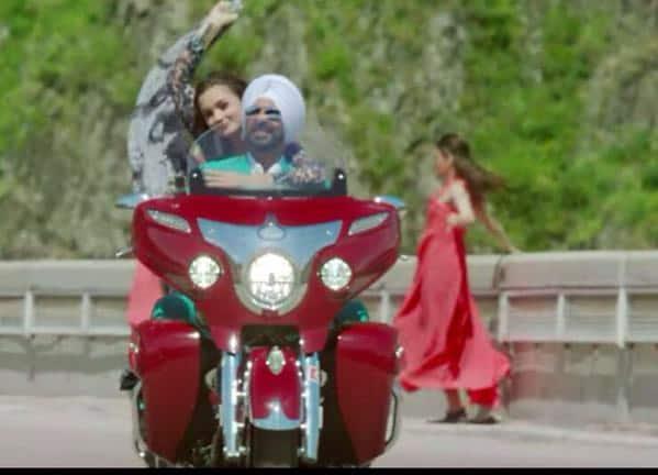 How good does this jodi look together @akshaykumar & @iamAmyJackson #MahiAaja   Twitter@SIBTheFilm