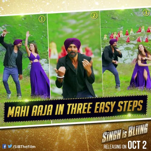 What are you waiting for? Get up and dance! Twitter@SIBTheFilm