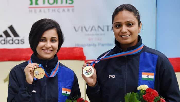 8th Asian Air Gun Championship: Heena Sidhu shoots gold, India cap off on a high
