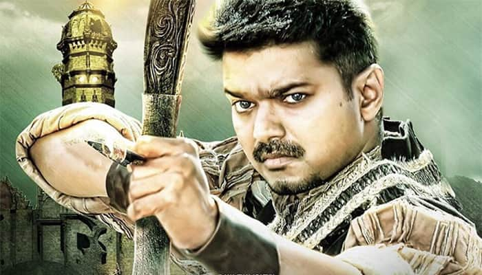 Shows of Tamil movie 'Puli' cancelled