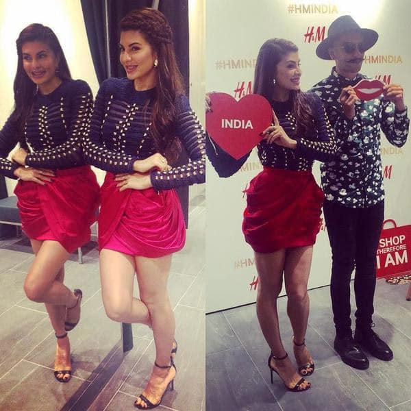 #h&m now in #india #delhi @ranveersingh is wearing a #mickeymouse shirt which I want!! http://ift.tt/1Ghekar Twitter@Asli_Jacqueline