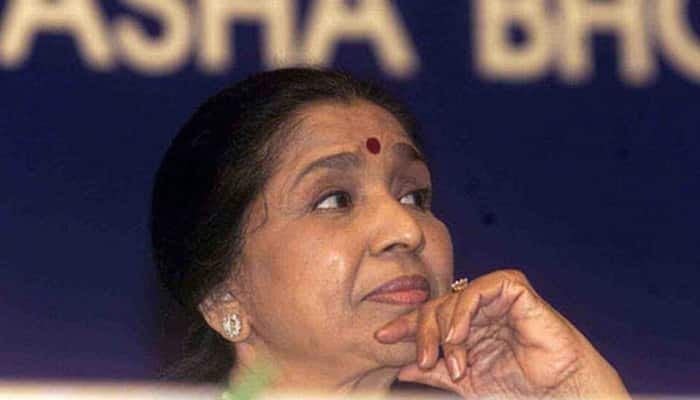 PM Modi tweets Asha Bhosle over her son's death