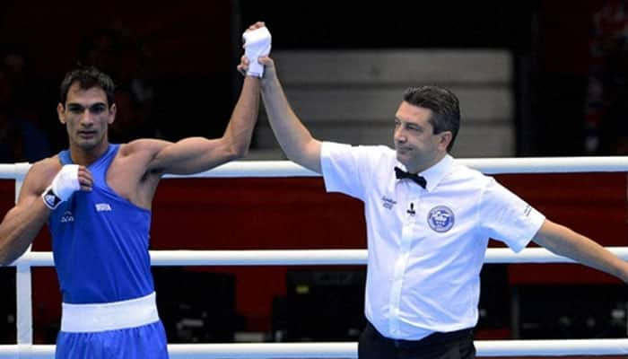 Indian boxer Jai Bhagwan suspended by Haryana police for taking bribe