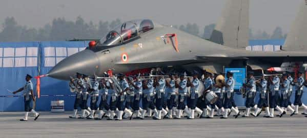 I salute our air force personnel on Air Force Day. They have always served India with great courage & determination. - Twitter@narendramodi