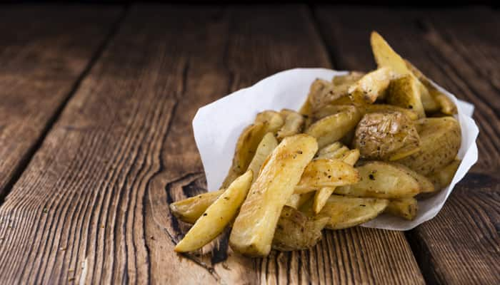 Navratri special recipe: Potato fingers