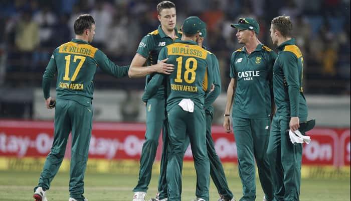 Morne Morkel Bowled Well Despite Sore Leg AB De Villiers