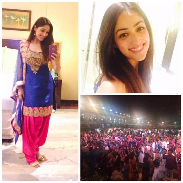 Thaaaaaaaank you Pune for so much love  #shubhanavratri - Twitter@yamigautam