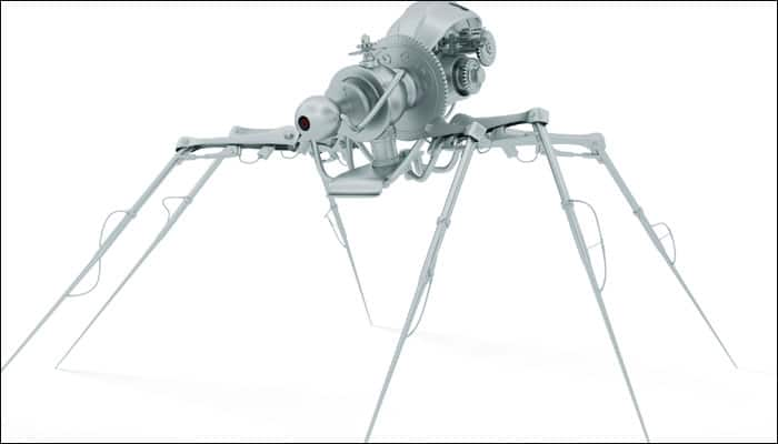 First insect-size robot that can fly, swim