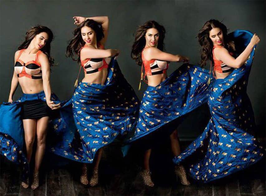 Feeling free, independent, and comfortable in my own skin @filmfare #fitness #dance #fashion #myhappiness Twitter