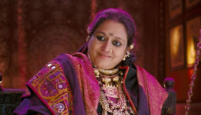 Supriya Pathak's new look not inspired from 'Ram-Leela'
