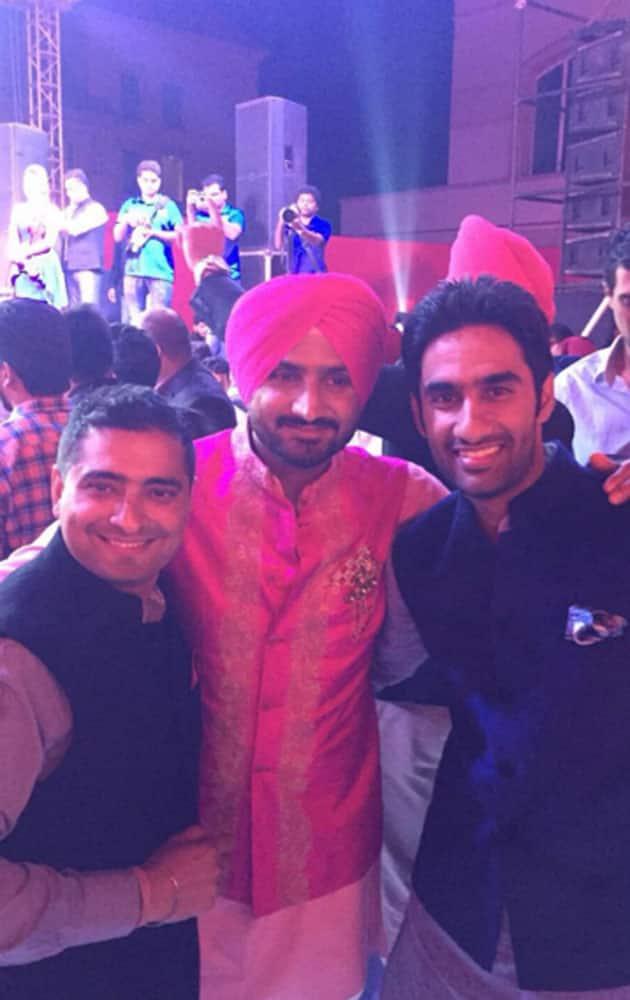 Pic courtesy: harbhajan3