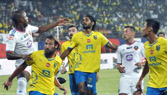 ISL: Kerala Blasters marquee player Carlos​ Marchena leaves the club