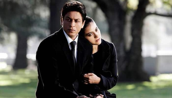 'Dilwale' diaries: When Shah Rukh Khan danced in rain with Kajol!