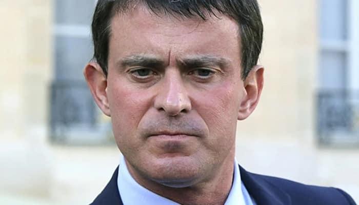 France faces risk of chemical, biological attack, warns PM Valls