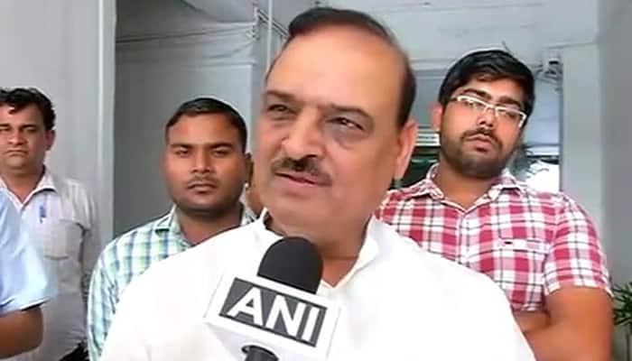 BJP MLA OP Sharma calls Kejriwal 'Ravana'; Alka Lamba demands legal action