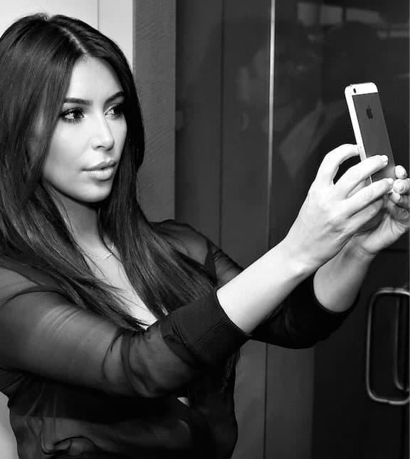 Kim Kardashian West :- IG CAPTIONS: THE STRUGGLE IS REAL!!! -twitter