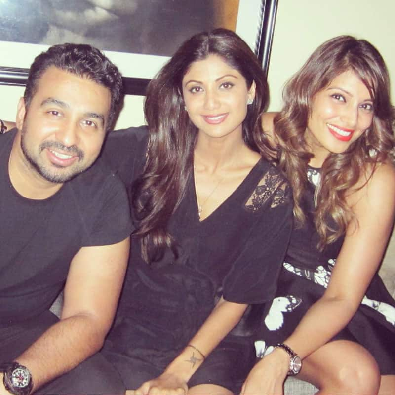 bipasha basu :- Happy Anniversary to the most adorable couple @officialshilpashetty and @TheRajKundra -instagram