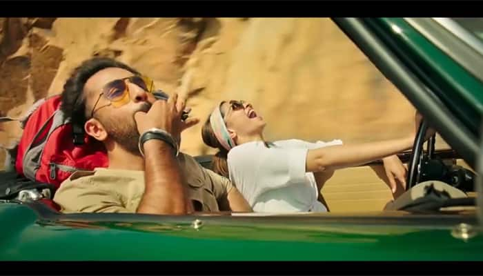 Tamasha movie review: Poignant and riveting; Ranbir's the ...
