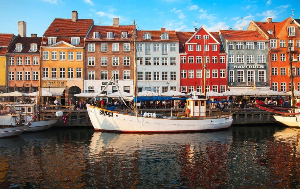 9. Copenhagen