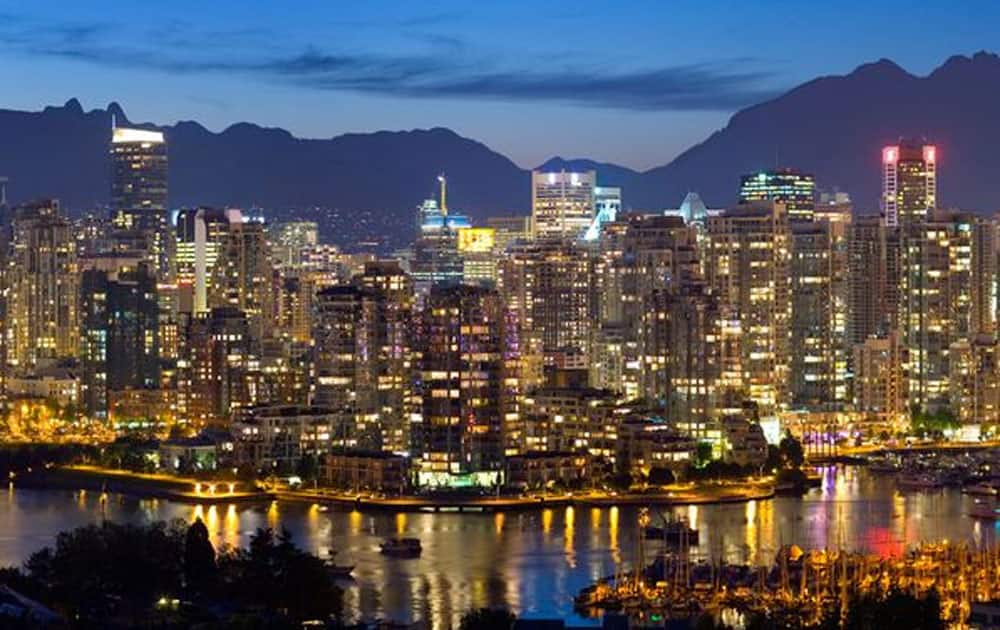 5. Vancouver
