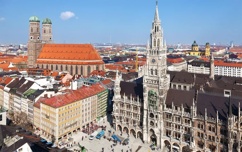 4. Munich