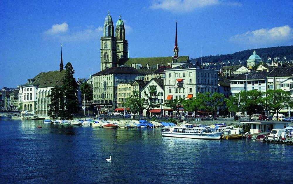 2. Zurich