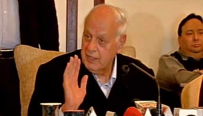 Entire Indian force can't defend Kashmir from terrorists: Farooq Abdullah