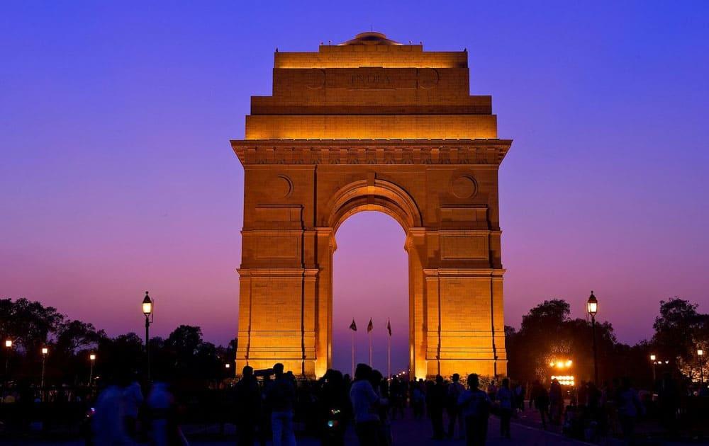 6. New Delhi (Global rank: 154)