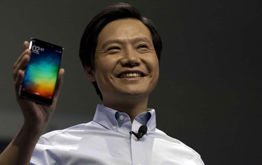 7. Lei Jun CEO, Xiaomi