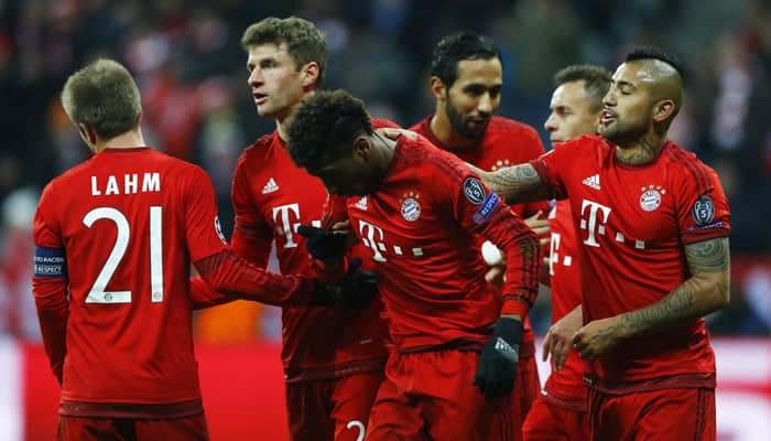 Bundesliga: Buoyant Gladbach out to topple runaway Bayern