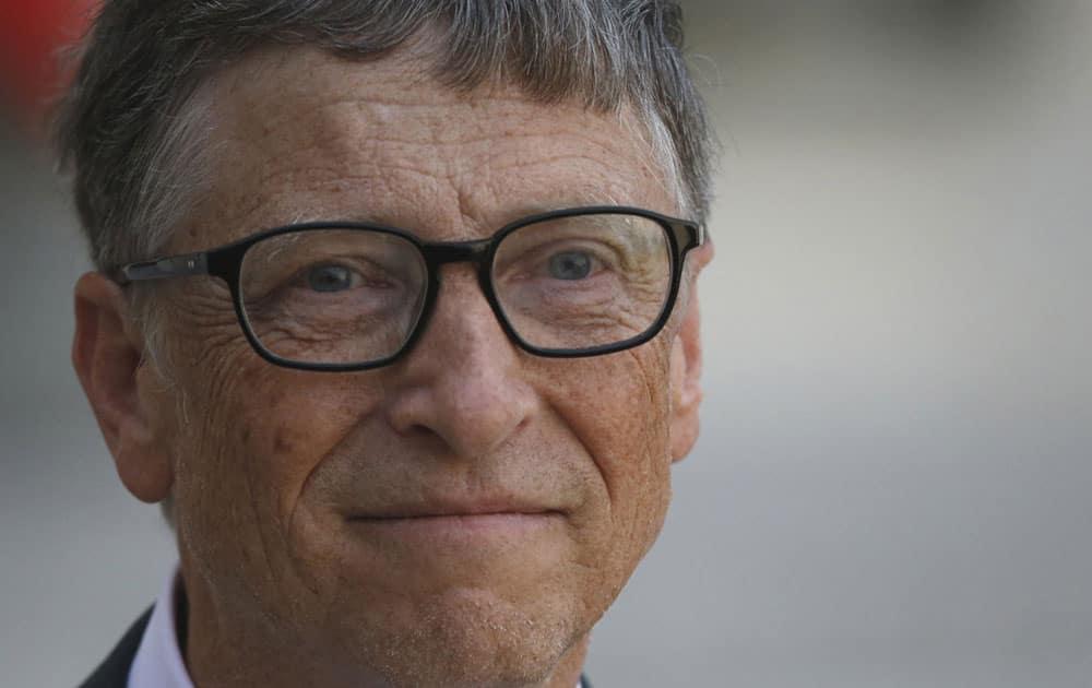 6. Bill Gates