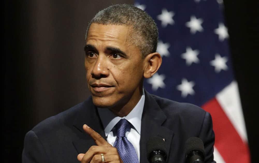 3. Barack Obama