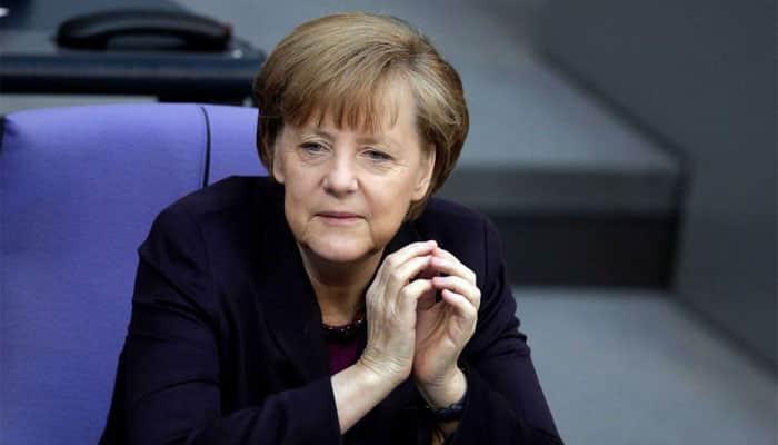 2. Angela Merkel
