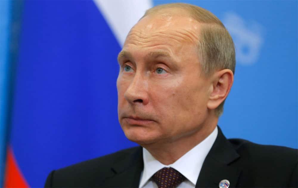 1. Vladimir Putin