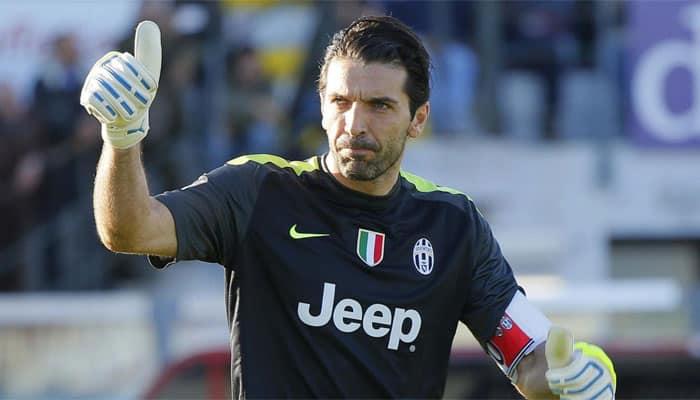 Juventus Captain Buffon Bellows War Cry To Serie A Rivals Football News Zee News