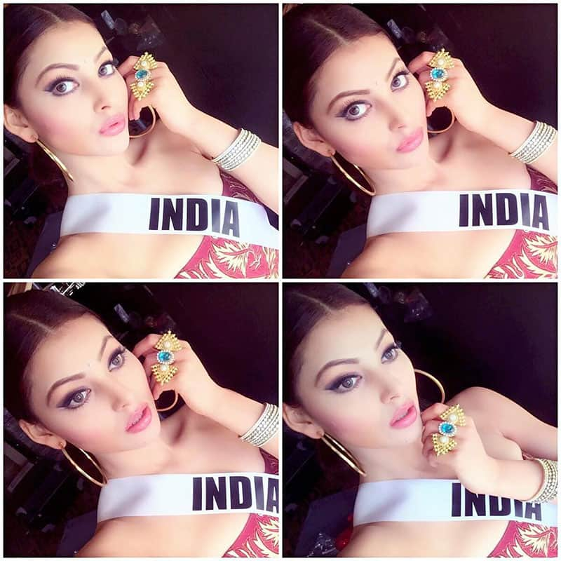 URVASHI RAUTELA :-  foreverA strong woman is one who feels deeply and loves fiercely. Her tears flow just as abundantly as her laughter. A strong woman is both soft and powerful. She is both practical and spiritual. A strong woman in her essence is a gift to the world. -instagram