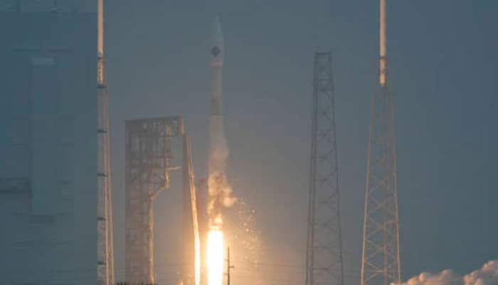 Orbital ATK's Cygnus spaceship blasts off to space station on resupply mission